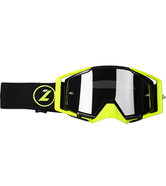 Black - Yellow Fluo - Black